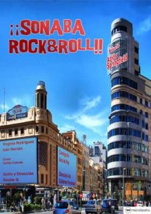 CARTEL MUSICAL sonaba rock and roll_1