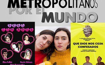 Metropolitanos por el mundo | 2020